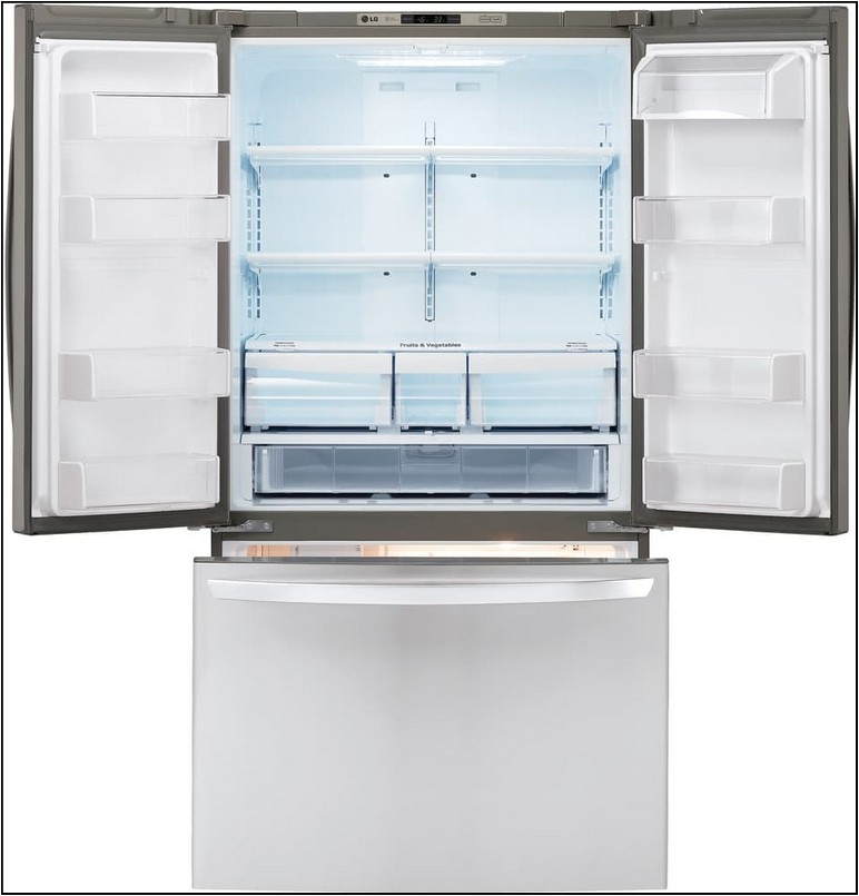 Best French Door Refrigerators 2016 Counter Depth