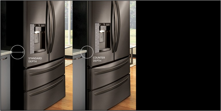 Best Rated Refrigerators 2017 Counter Depth