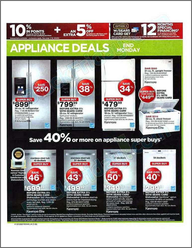 Black Friday Refrigerator Deals