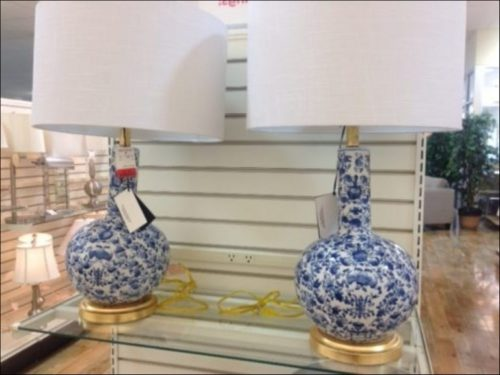 Broyhill Lamps At Homegoods
