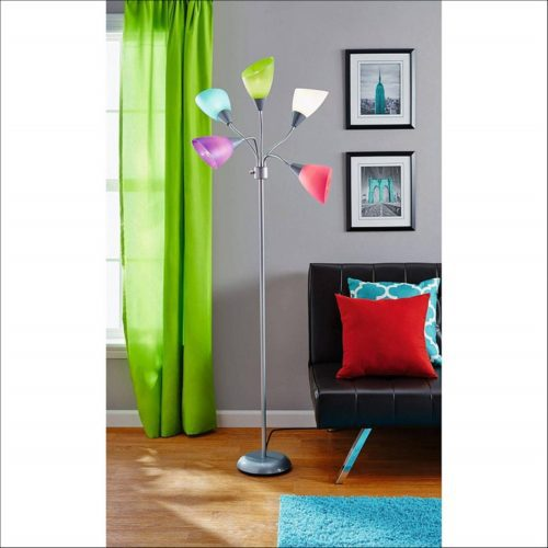 Colorful Floor Lamps