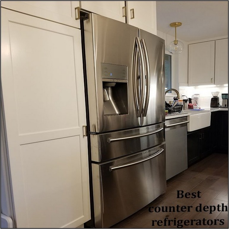 Counter Depth Refrigerator Sales