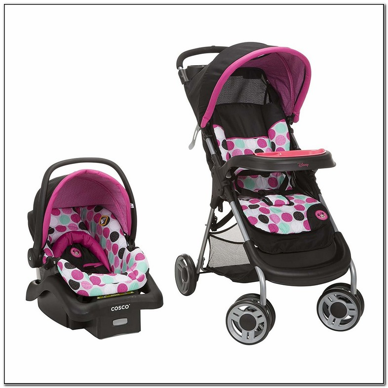 Minnie Mouse Infant Car Seat And Stroller Graco Minnie Mouse Car Seat And Stroller Design Innovation