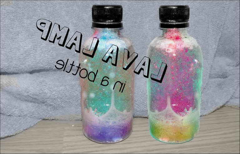 Make Lava Lamps