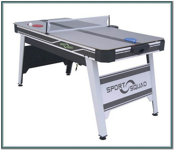 Air Hockey Ping Pong Table Combo Walmart