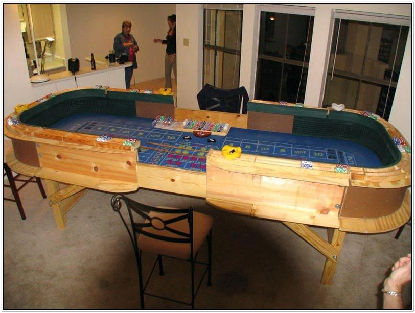 Casino Craps Table For Sale