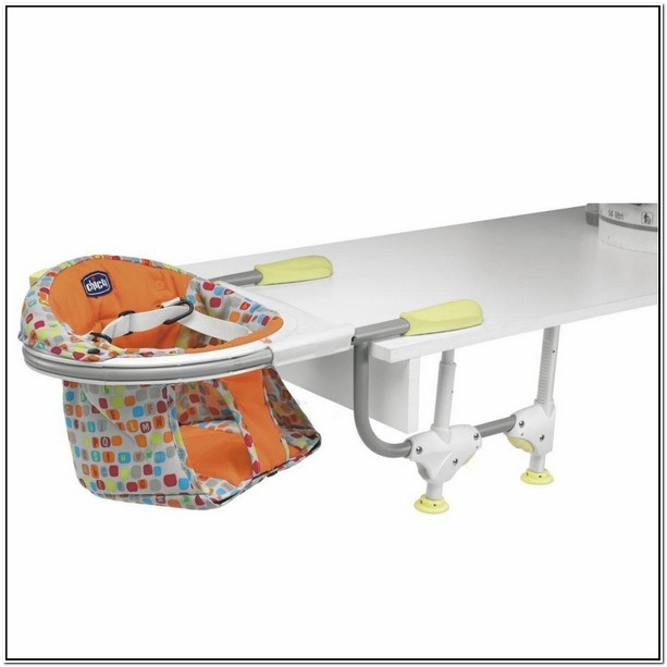 Chicco High Chair That Attaches To Table