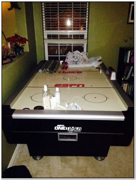 Espn Air Hockey Table One Timer