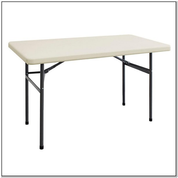 Folding Banquet Table Sizes