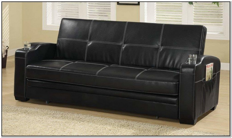 Leather Sofa Bed Amazon