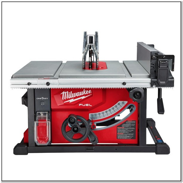 Milwaukee Table Saw Corded