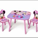 Minnie Mouse Table And Chairs Uk