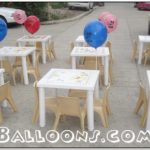 Party Tables And Chairs For Rent Cebu