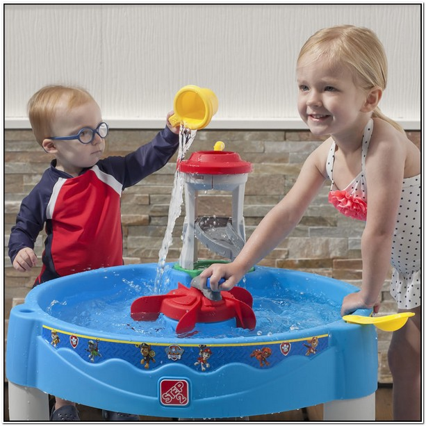 Paw Patrol Water Table Canada