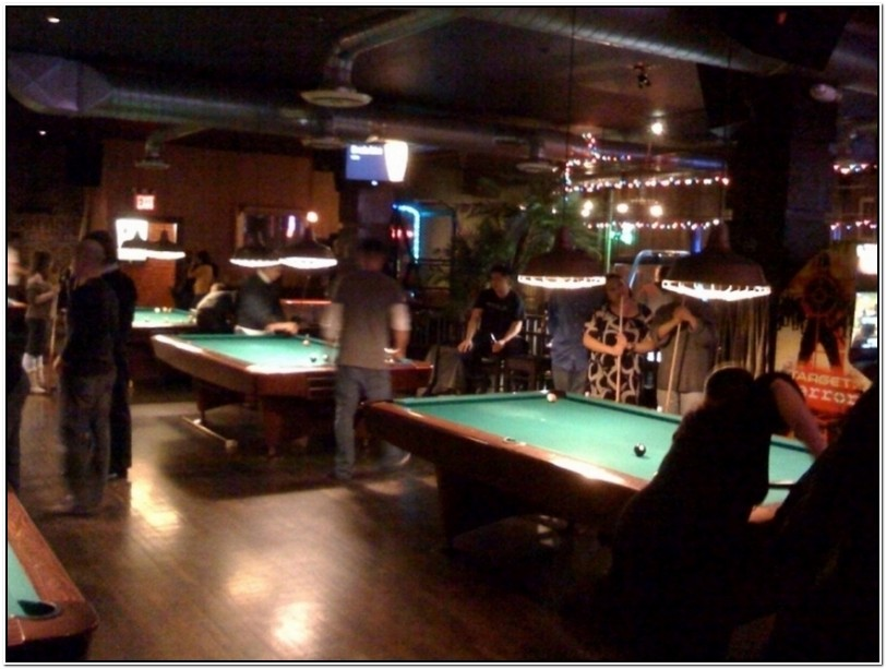 Places With Pool Tables Near Me