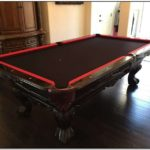 Pool Table Refelting Near Me