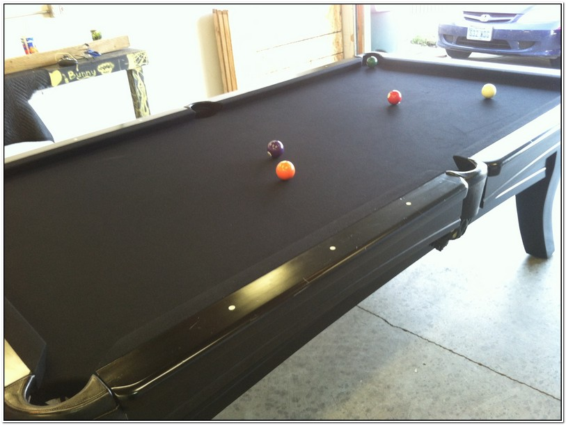 Pool Table Refelting Price
