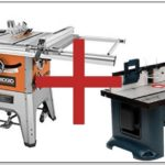 Ridgid Router Table Home Depot