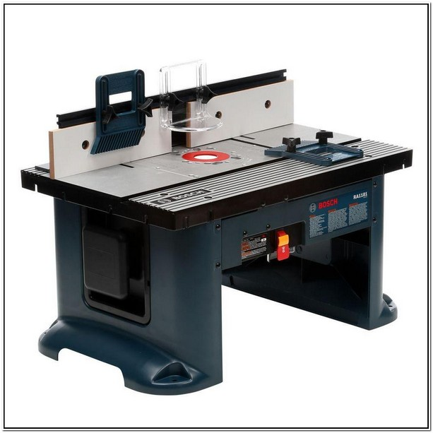 Router Table Home Depot