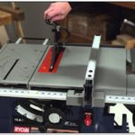 Ryobi Portable Table Saw 10 Inch Model Rts21