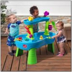 Step2 Rain Showers Splash Pond Water Table Playset Kohls