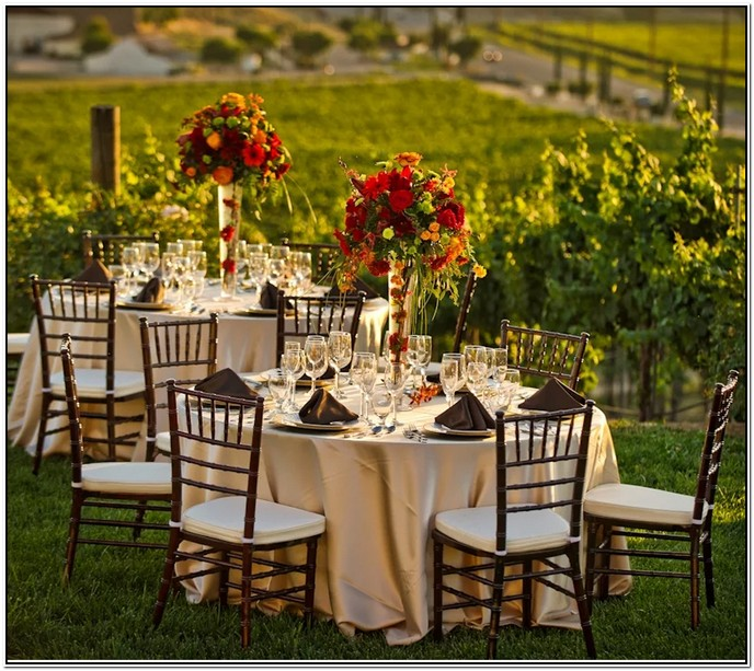 Table And Chair Rentals Near Menifee Ca
