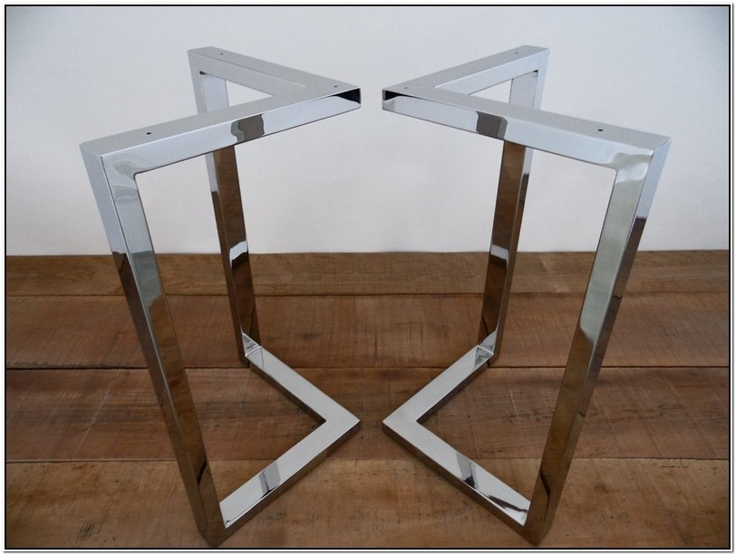 Table Legs Stainless Steel