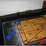 Tabletop Shuffleboard Rules