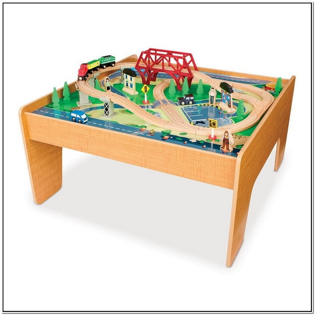 Toys R Us Train Table Imaginarium