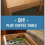 Train Table With Storage Diy