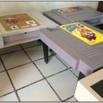 Video Game Coffee Table Diy