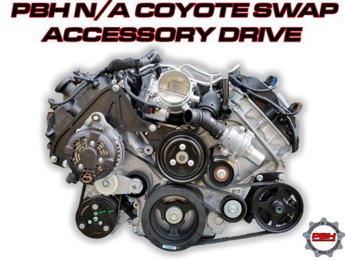 PBH Performance - Your 50 Coyote Engine Swap Headquarters