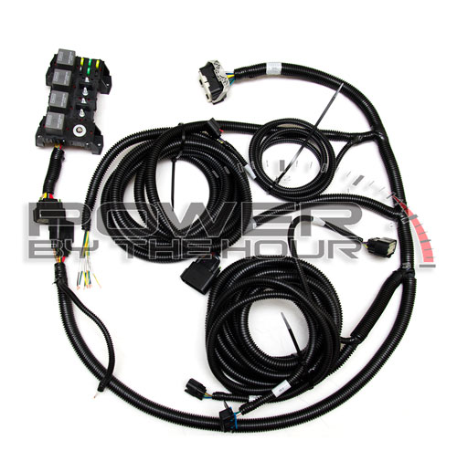 6R80 Coyote Swap Wiring Harness / Body Harness - PBH Performance
