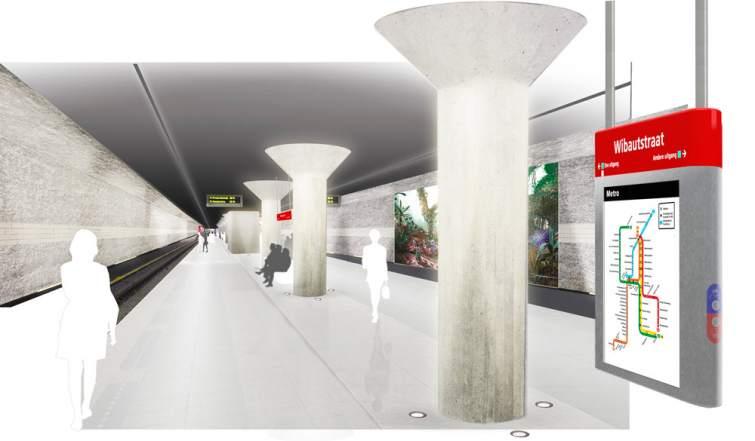 Project: Renovatie Oostlijn Gemeente Amsterdam