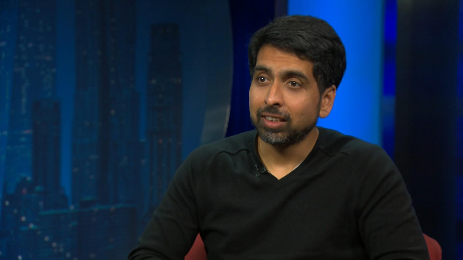 Khan Academy Khan Academy Founder Sal Khan On Wealth Inequality Amanpour And Company