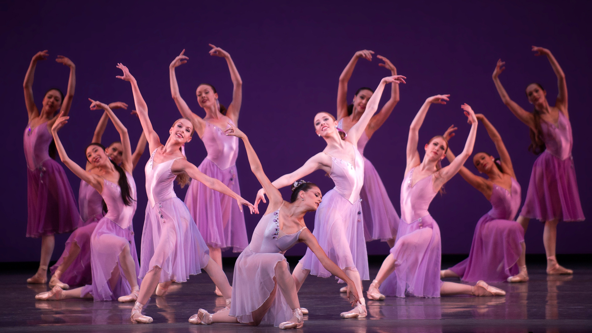 Arte Concert Opera De Paris New York City Ballet In Paris About The Two Part Nyc Ballet