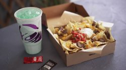 Top Taco Bell On You Try Steak Nachos Nacho Fries Box Taco Bell Nutrition Facts Nacho Fries Box Reddit Taco Bell On You Try Steak Nachos Keepcoming Back