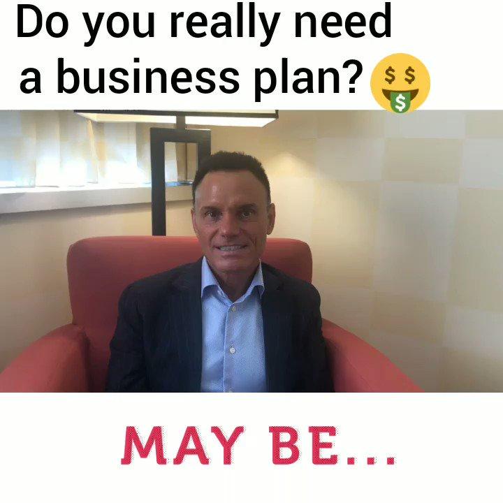 Do You Really Need A Business Plan 14 best stickybeak marketing