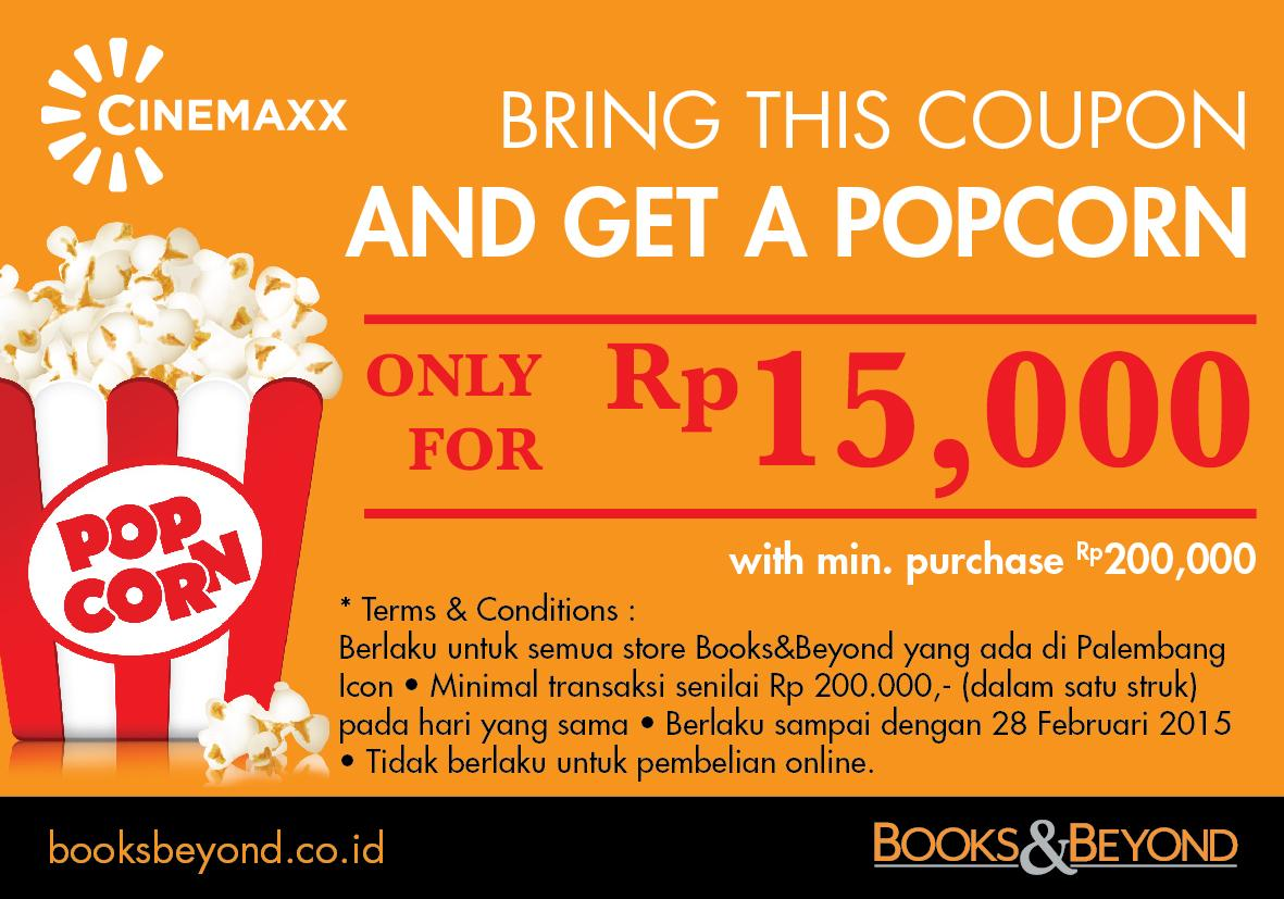 Cinemaxx Coupons Books Beyond On Twitter