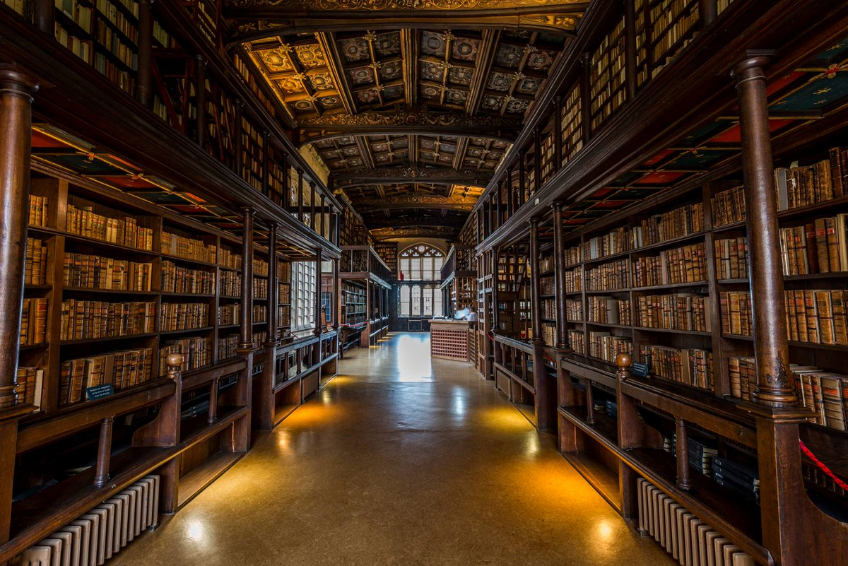 Bodleian Library Oxford University On Twitter Quotthe Duke Humfrey 39s Library