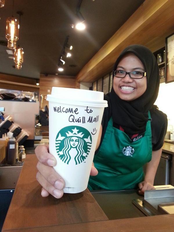 Starbucks Malaysia on Twitter \