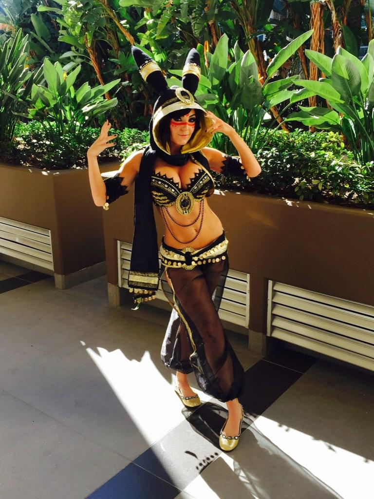 Fall Wallpaper With Dogs Jessica Nigri On Twitter Quot My Umbreon Cosplay I Wore For
