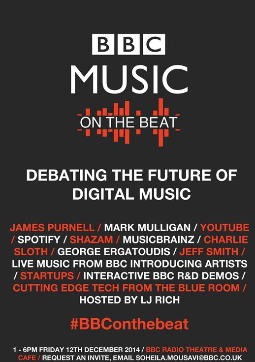 BBC Music on the beat