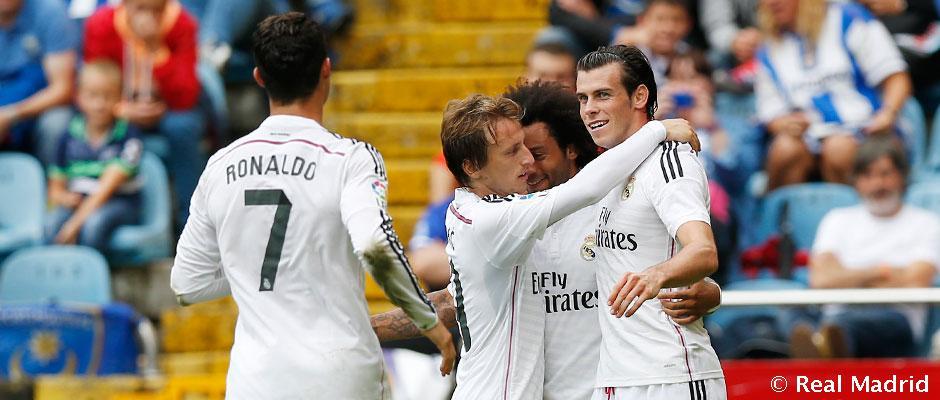 Ronaldo, bale, james and modric, among the market\u0027s 10 most valued