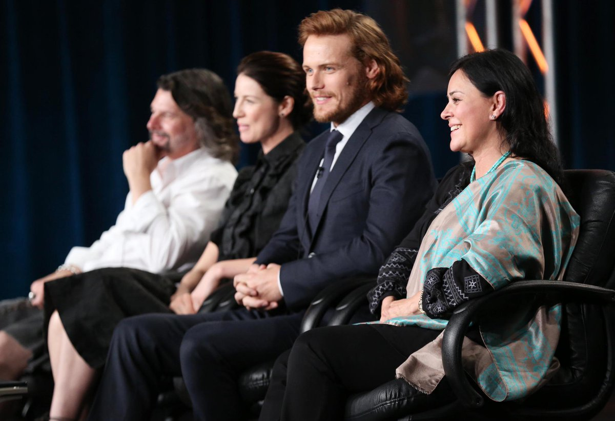 Diana Gabaldon Writer Dg Twitter Outlander On Twitter Quotthe Outlander Cast And Crew At