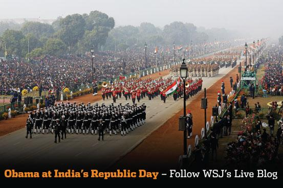 Obama at India\u0027s Republic Day Parade as It Happened - India Real