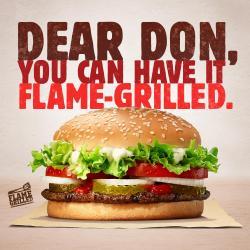 Pretty We Always Welcome Burger King On Always Welcome Burger King Twitter Mcdonalds Burger King Twitter Roast
