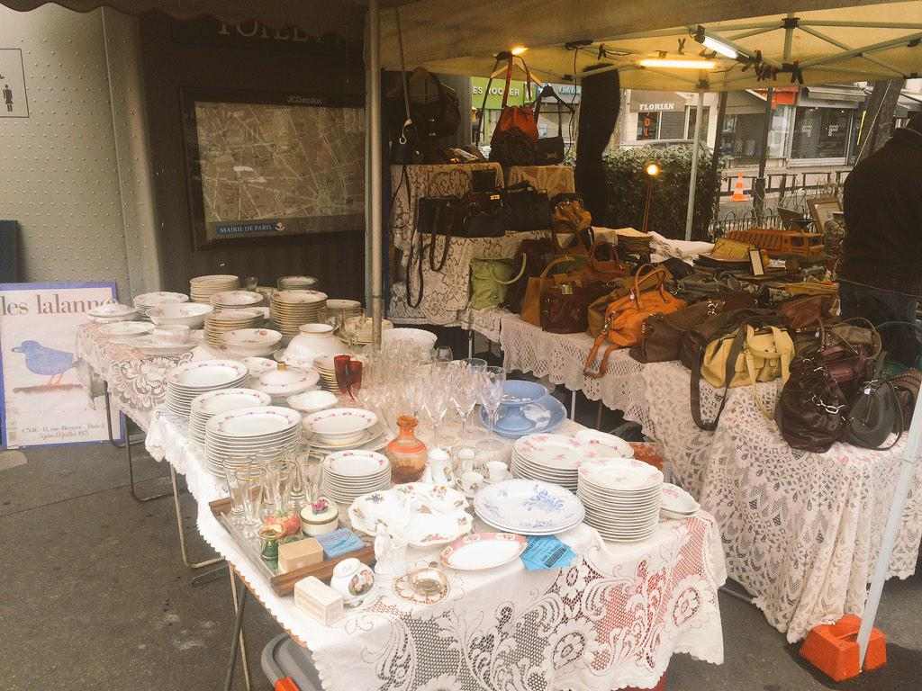 Brocante Cours De Vincennes Nation On Twitter
