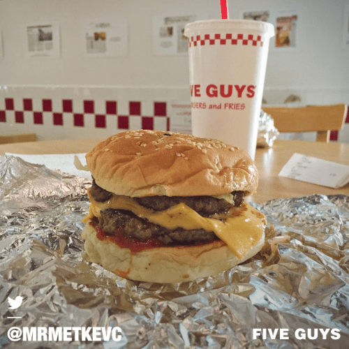 Medium Crop Of Five Guys Order Online