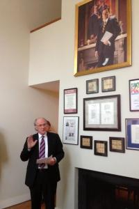 Ham Rove Memorial Conference Room